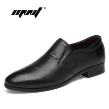 New Fashion Genuine Leather Men Shoes Classic High Quality Men Wedding Dress Shoes Formal Business Oxford Shoes Men цена в Москве и Питере