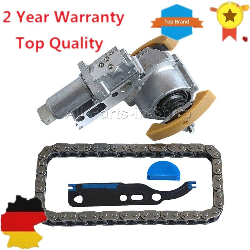 1 x Set Timing Chain Tensioner+Chain+Gasket for Audi A4 TT VW 1.8L 058109088B, 058109088E, 058109088L, 058109088K, 058109088D