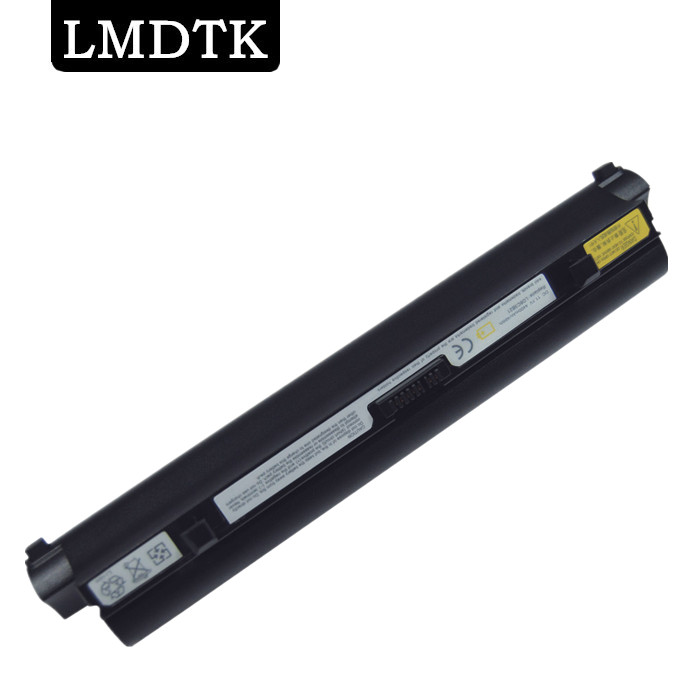 LMDTK New Laptop Battery For Lenovo S9 S10 S10C S10e S12 L08C3B21 L08S6C21 L08S3B21 6clls Free Shipping