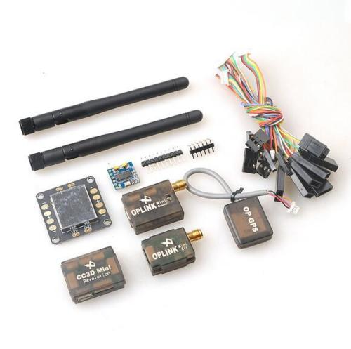 Mini CC3D Revolution+OP GPS+OSD+OPlink Kit STM32 F4 Micro controller ground airMini CC3D Revolution+OP GPS+OSD+OPlink Kit STM32 F4 Micro controller ground air