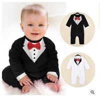 Baby Boy Suit The Latest Version Of The Gentleman Ha Garments Spring Model Climb Clothes Baby