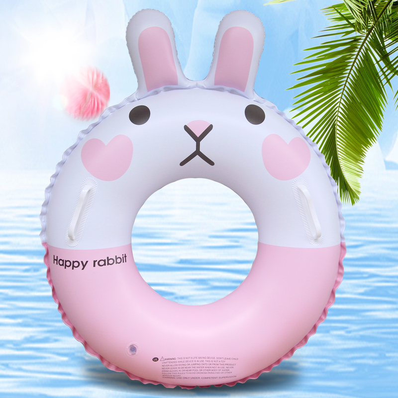 Baby Swim Ring Inflatable Circle Bathing Inflatable Toy Cartoon Infant Armpit For Children Swimming Float  Pool Accessories