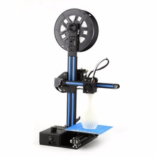 CREALITY 3D Printer Cheap Pulley Version DIY Kit 3D Printing Machine Metal Frame 3D Printer Kit DIY Filaments Ender-2