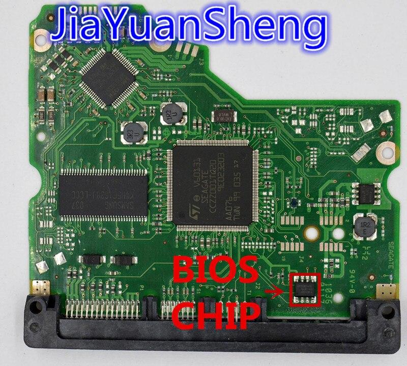 HDD PCB Logic Board/ 100536501 REV A , 100536501 R...