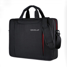 ZEUSLAP Laptop Shoulder Bag 11 12 13.3 14.1 15.4 15.6 Waterproof Nylon Notebook Messenger Hand Bag for Dell 14 15.6 Laptop Bag