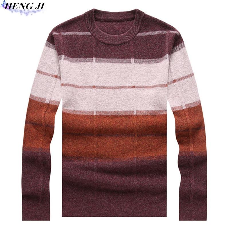100 pure wool woollen font b sweater b font font b men s b font half