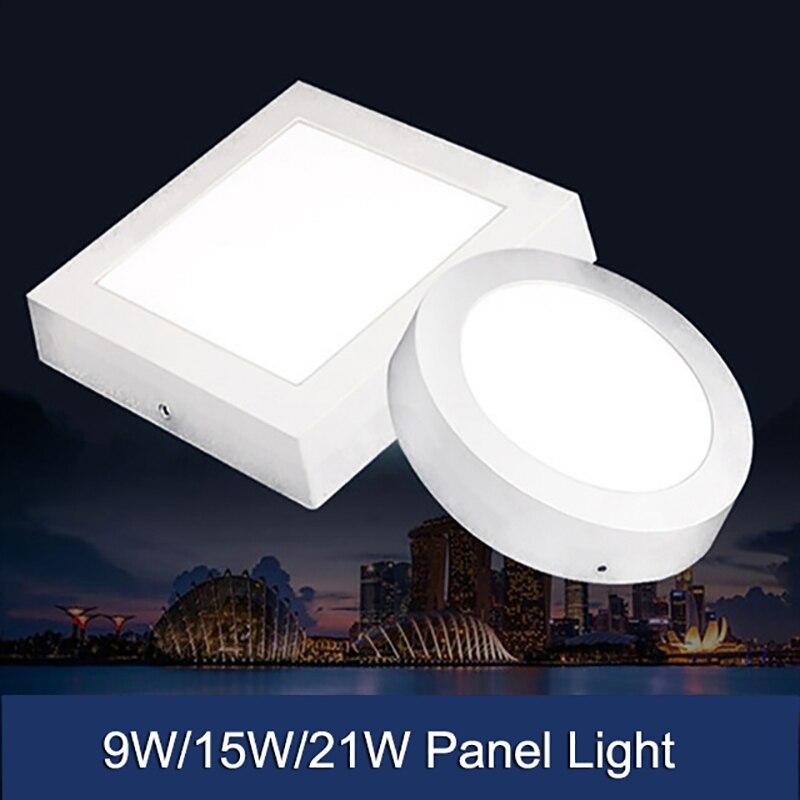एलईडी पैनल लाइट AC85 ~ 265V SMD2835 9W / - इंडोर लाइटिंग