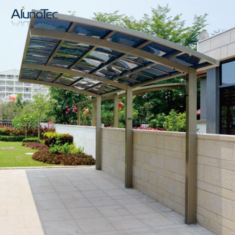 awning aluminium canopy carport with roof