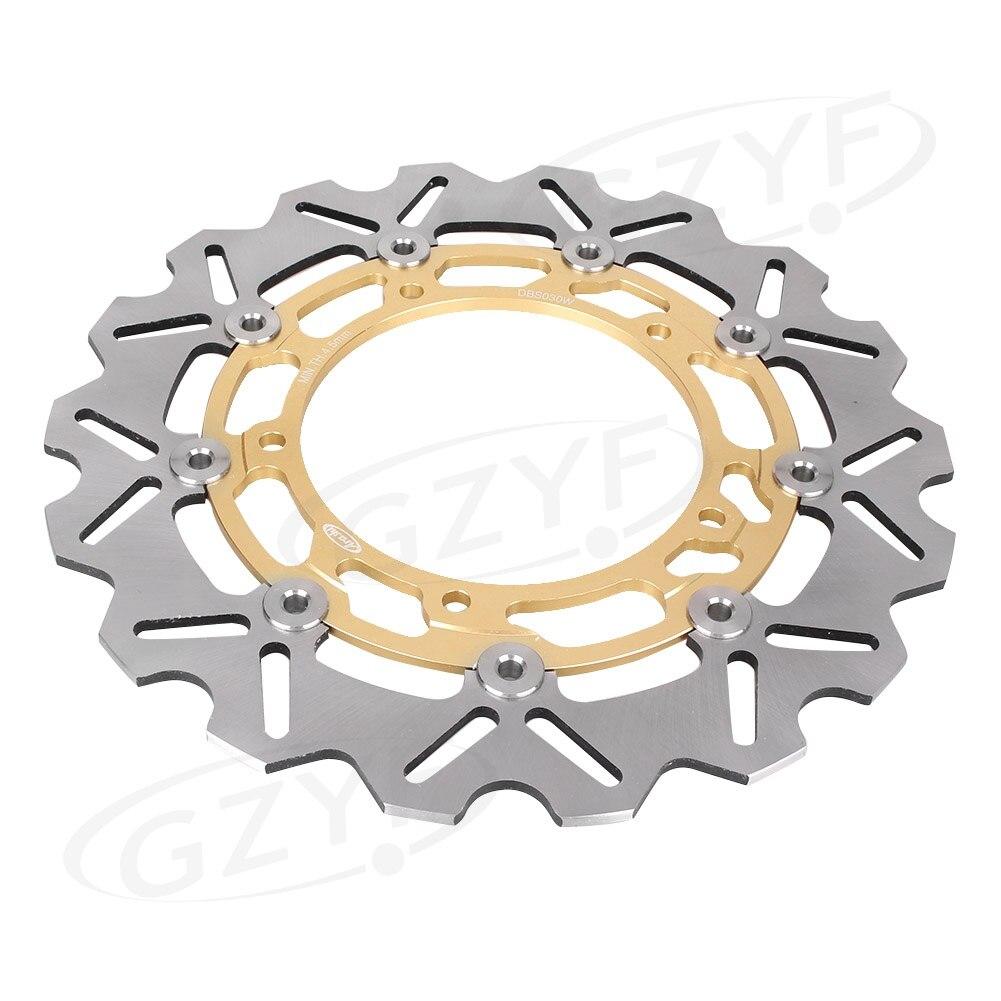 Arashi Avant Disque De Frein Rotors pour Yamaha MT-03 ABS 320 2016 & YZF R3 R25 2015-2016 & XSR900 850 2016 or