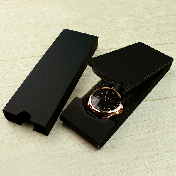 20Pcs Lot New Simple Style Folding Watch Boxes Gift Box Lightweight Factory Outlet for Watches Packing