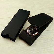 20 шт./лот, новинка, простой стиль, складные коробки для часов, Подарочная коробка, легкая, заводская, для часов, упаковочная коробка для часов продавец