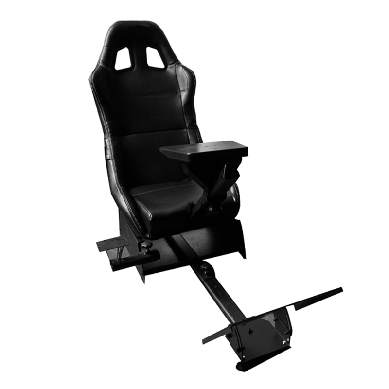 SPECIAL OFFER Racing Play Game Seat For Logitech G27 With Gear Shift Knob Holder + Support Of Steering Wheel Pedal