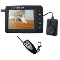 Angel Eye Mini DVR 2 5 TFT High Definition Pinhole Button Camera W Motion Dectector Cam
