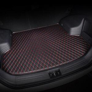 Image 1 - Kalaisike カスタム車のトランクマット Haval すべてモデル H1 H2 H3 H4 H6 H7 H5 H8 H9 M6 H2S h6coupe 車スタイリング自動車の付属品