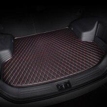 Kalaisike esteira de porta malas automotivo, personalizada, para haval todos os modelos h1 h2 h3 h4 h6 h7 h5 h8 h9 m6 h2s h6coletor acessórios para automóveis, estilo do carro