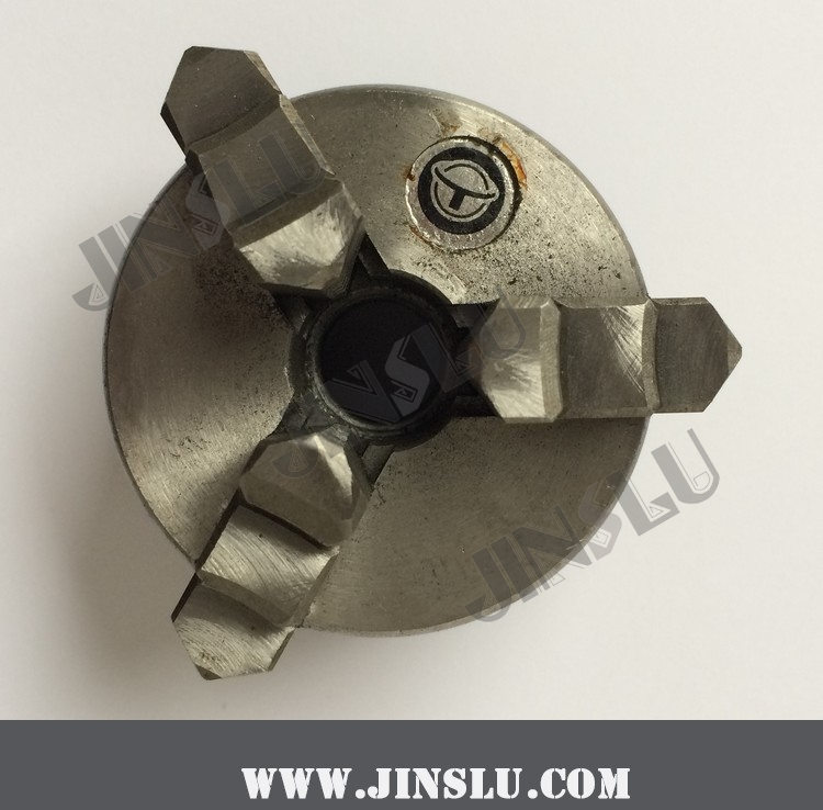 Free shipping to Russia Lathe Chuck K01-50 3 Mini Jaws Chuck 2 inch 8inch precision jaws to suit 4inch wood lathe chuck