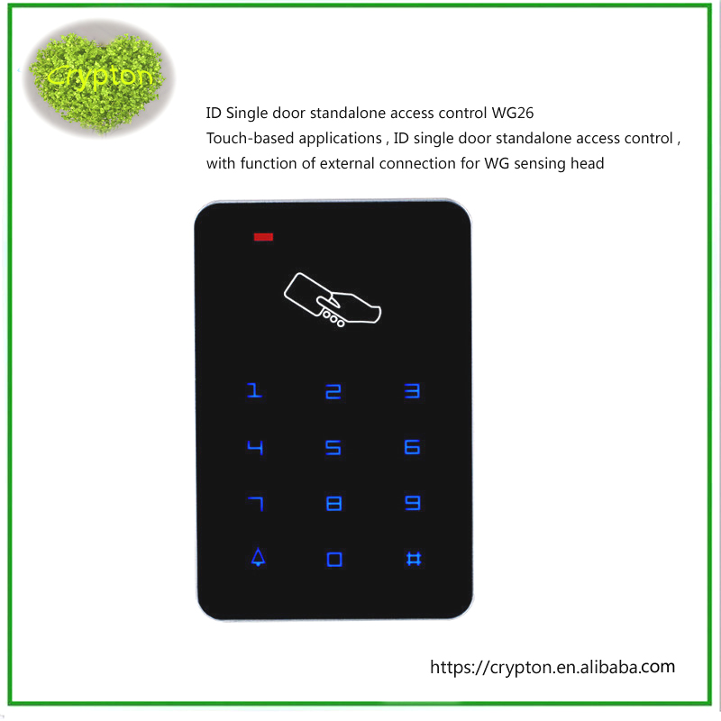 SA-TS22 Free Shipping New Arrival Touch-screen Keypad Fingerprint Rfid Card Door Access Control Attendance Systems Products With free shipping fingerprint keypad access control ko s20