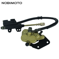 Rear Brake Assembly Off Road Motorcycle Accessories Apollo Pump Disc Brake Caliper Assembly The Pump Item
