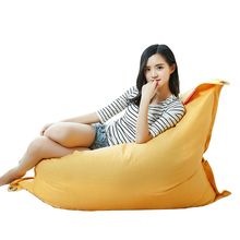 Lazy Sofa Bean Bag Simple Modern Single Small Sofa Bed Computer Sofa Foldable Tatami Bean Bag Sofa Chair
