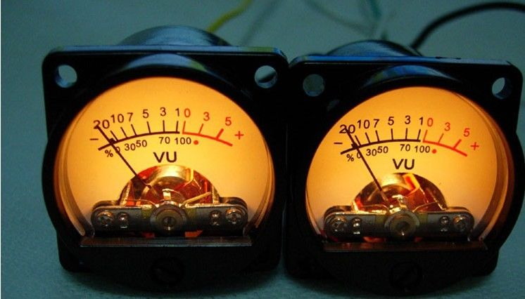 2pcs Panel VU Meter Warm Back Light Audio Level Amp(China (Mainland)) & Popular Lighting Audio Amps-Buy Cheap Lighting Audio Amps lots ... azcodes.com