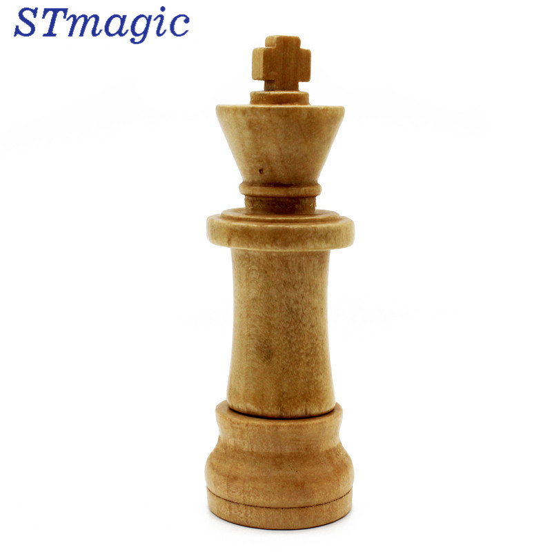 STmagic New style wooden international chess u disk game chess pendrive 4GB 8GB 16GB 32GB USB flash drive
