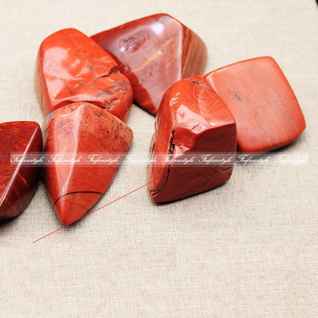 jasper collections piper and products gemstone red briolette tumbled img zoe jewelry