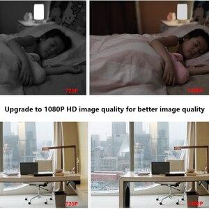 Image 4 - Новая смарт камера Xiaomi Mijia 1080P, ip камера, видеокамера с углом обзора 360 градусов, Wi Fi, беспроводное ночное видение для приложения mi Smart Home, 2019