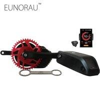 2017 free shipping new design 48v 1000w 8fun mid drive motor kit for fat bike