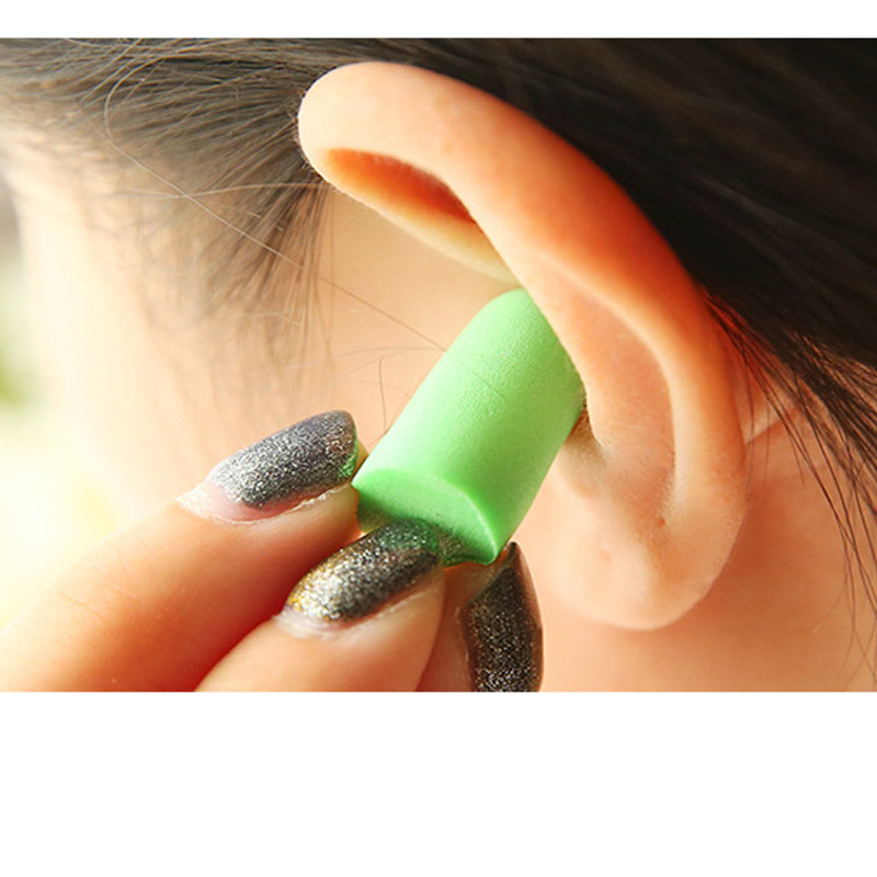 T-Gtexnit Earphone Noise Cancelling Earbuds With CaseAnti-noise Earplugs Protecting Ears For Kids Studing Sleeping Ear Earplugs