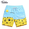 Taddlee Brand Men Beach Board Shorts Trunks Swimwear Swimsuits Men Boxers Acive Jogger Bermudas Quick Dry Sweatpants Man Bottoms
