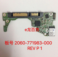 HDD PCB Logic Board Printed Circuit Board 2060 771983 000 REV A P1 P2 For WD