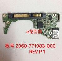 HDD PCB ban logic in board mạch 2060-771983-000 REV A P1 P2 cho WD 2.5 SATA hard sửa chữa ổ đĩa dữ liệu phục hồi