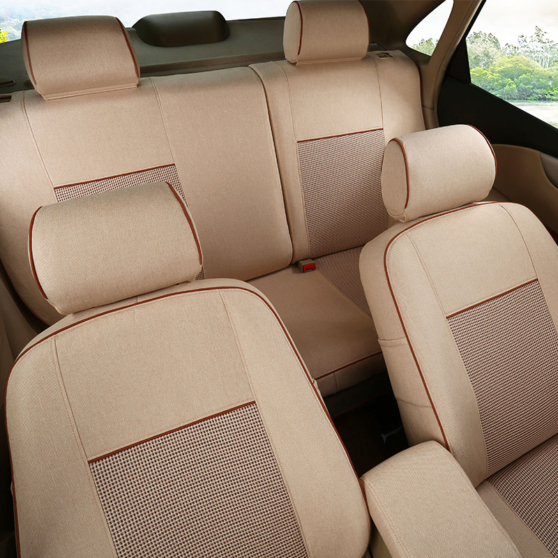 Special Leather Car Seat Covers For Porsche Cayenne Macan: TO YOUR TASTE Auto Accessories Custom Linen Car Seat