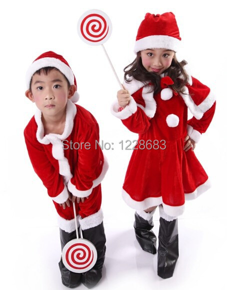 Free Shipping Fantasia Christmas Fantasia Natal Atacado Roupas Infantil Roupa Infantil No Atacado Vestidos De Festas