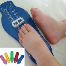 Обучающие Машины для младенцев длина ноги рост измерительная линейка подписка инструмент для ног транспортир метр Детские стопомер