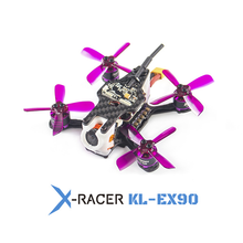 X-Racer KL-EX90 Micro Racing Quad DIY Combo