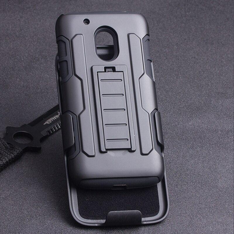 Pansarväska för Motorola Moto G5 G4 Plus X Style X3 Armor Hybrid - Reservdelar och tillbehör för mobiltelefoner - Foto 4