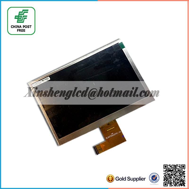 LCD DISPLAY SCREEN GLASS FOR Goclever tab m723g ELIPSO 72 TABLET Replacement Free Shipping