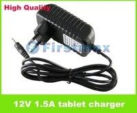 12v 1 5a AC Adapter For Acer Iconia Tab A100 A200 A210 A211 A500 A501 For