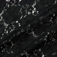 Three Dimensional Hollow Embroidered Water Soluble Lace Fabric Nylon Textured Fabric Luxury Dress Fabric130cm 5yards