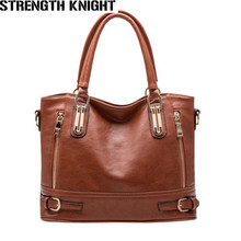 купить New Arrival Fashion Brand Composite Genuine Leather Handbag Women Vintage Tote Cow Shoulder Messenger Bag Lady Clutch Tote Bolsa дешево