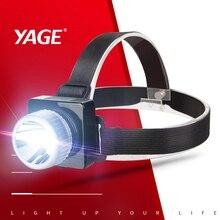 YAGE Rechargeable Led Head Lamp Lights Headlamp on Your Forehead Flashlight Head Light Mini Led Linterna