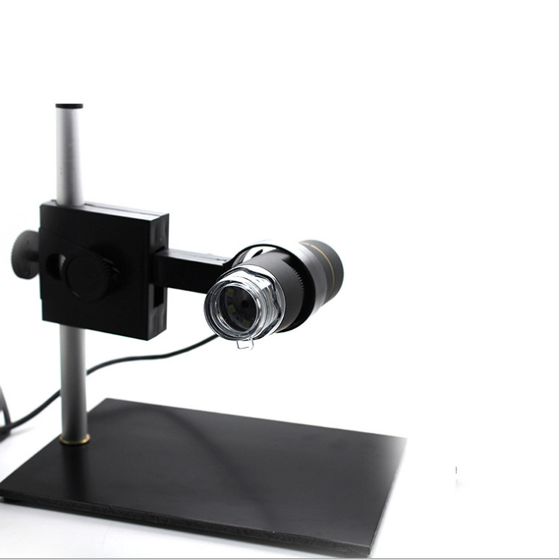 1PCS Adjustable Stand 8 LED 500X USB Digital Microscope Endoscope For 2000/Win7/XP/Mac OS/Vista System 1pcs adjustable stand 8 led 1000x usb digital microscope for vista win7 mac system usb video microscopes