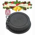Promoções de natal! câmera traseira tampa da lente traseira cap terno para canon 760d 750d 5ds (r) 5D Mark III 5D Mark II550D Voltar cap