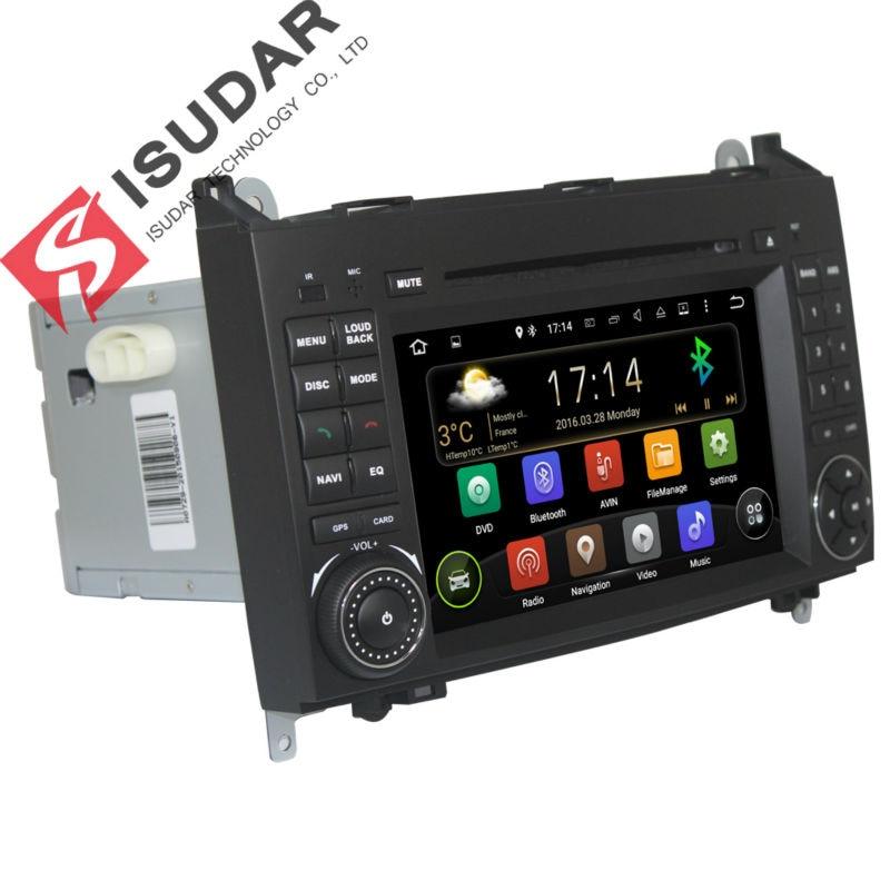 Autoradio jvc para mercedes clase c w203 Bluetooth mp3 USB TFT táctil kit de integracion