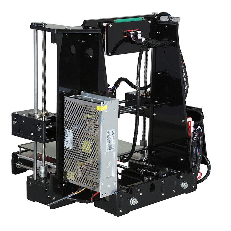 Impresora 3D Anet A8 A6 de alta precisión Impresora 3D pantalla LCD de aluminio de alta calidad Impresora extrusora DIY Kit Impresora 3D - 3