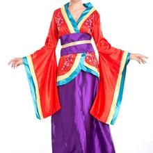 Tradicional Japonés Geisha Kimono Obi Haori Yukata Traje Retro Vestido de las  mujeres Cosplay Vestido c99abffb3c8f