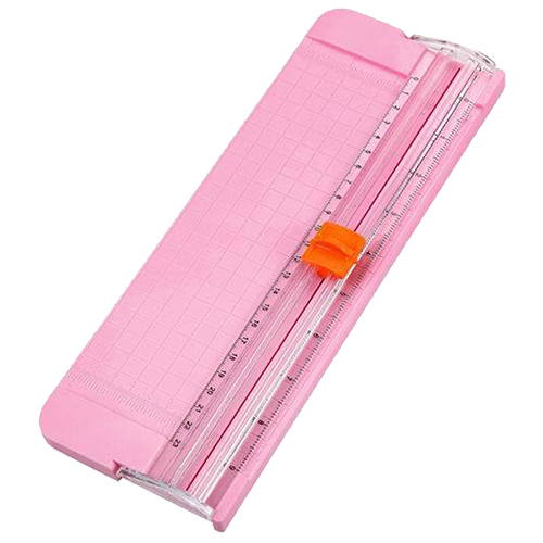 JIELISI 9090 Mini Small Slide Cutter Cut Paper Cutter
