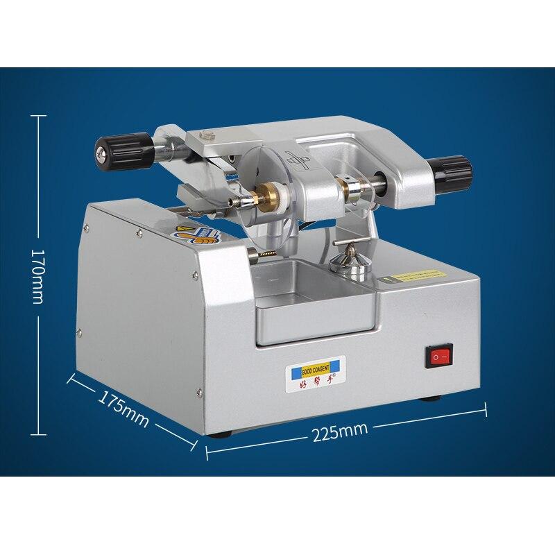 Coupeur optique de lentille de CP-4A coupant la fraiseuse sans coupe de l'eau a importé le coupeur à grande vitesse 110 V/220 V 70 W 1 PC - 4