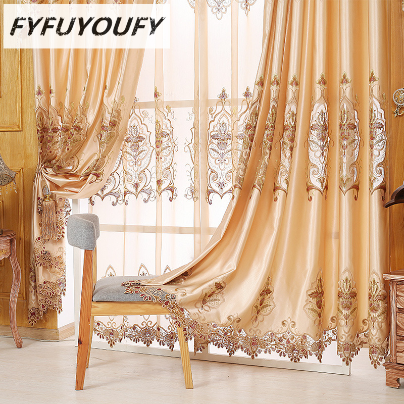 Silk Curtains For Living Room Part 39
